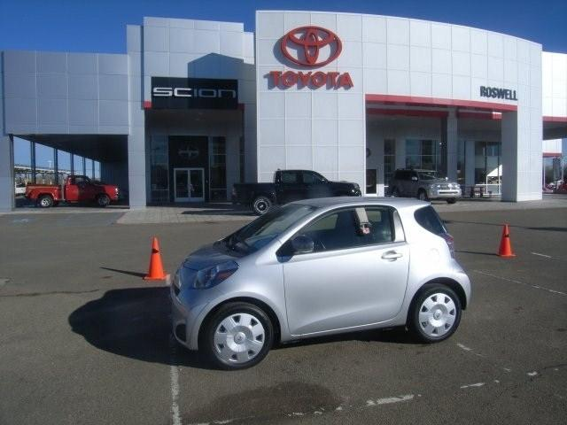 2013 Scion IQ Base Hatchback for sale in Roswell for $12,950 with 22,798 miles.