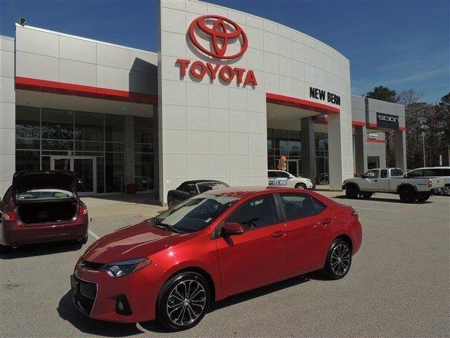 2014 Toyota Corolla S Plus Sedan for sale in New Bern for $19,998 with 1,140 miles