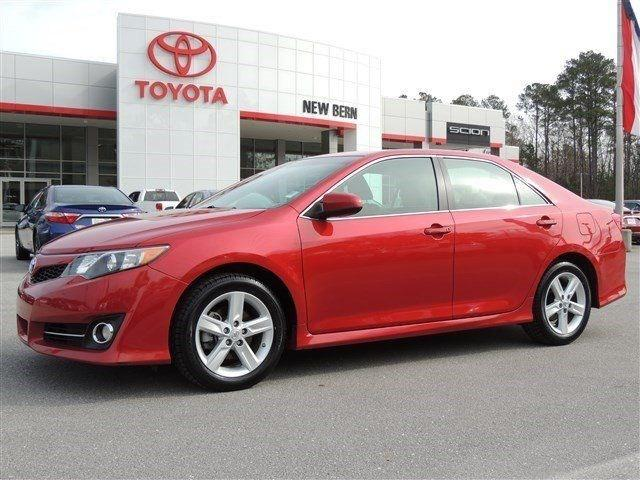 2013 Toyota Camry Sedan for sale in New Bern for $18,998 with 24,551 miles