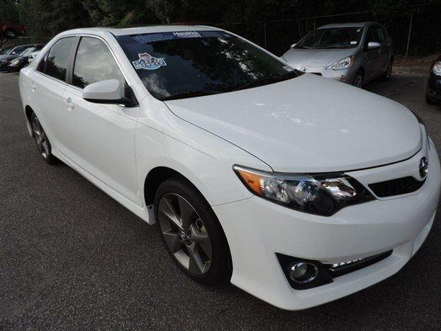 2012 Toyota Camry SE Sedan for sale in North Charleston for $21,490 with 23,365 miles.