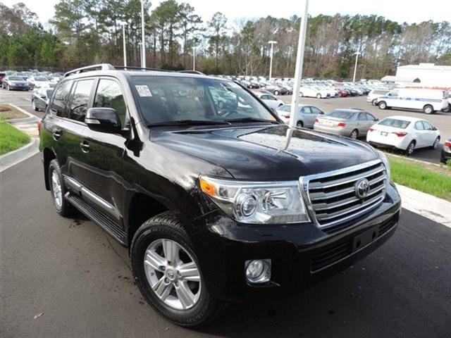 2013 Toyota Land Cruiser Base SUV for sale in North Charleston for $60,990 with 37,696 miles.