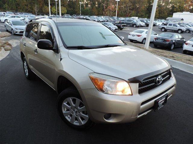 2008 Toyota RAV4 SUV for sale in North Charleston for $13,990 with 43,056 miles.
