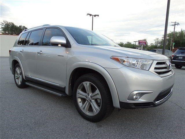 2012 Toyota Highlander Base SUV for sale in Easley for $35,950 with 29,359 miles