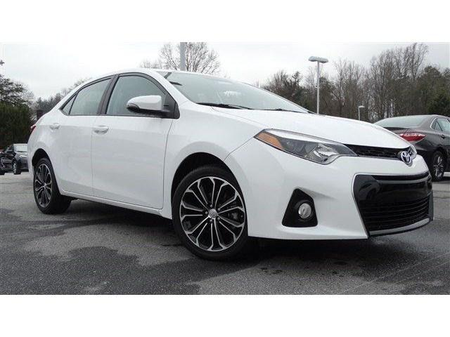 2014 Toyota Corolla S Plus Sedan for sale in Easley for $19,990 with 9,751 miles