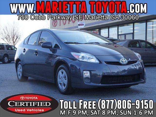 2011 Toyota Prius II Hatchback for sale in Marietta for $16,933 with 35,245 miles