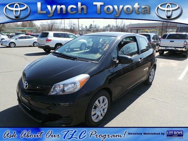 2014 Toyota Yaris Hatchback for sale in Manchester for $14,995 with 16,925 miles
