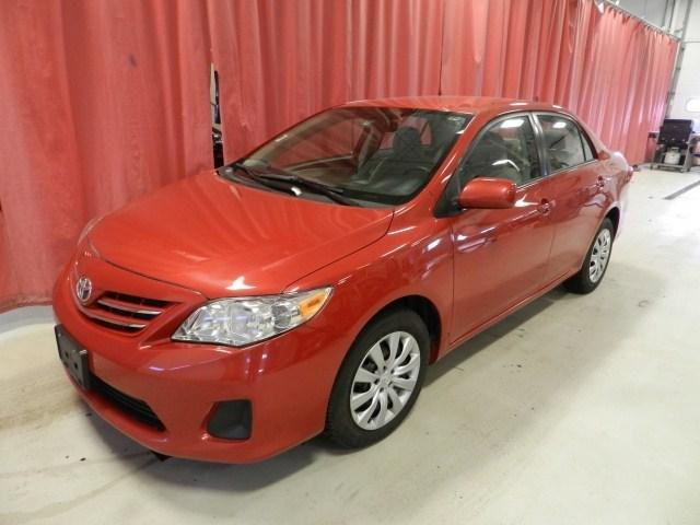 2013 Toyota Corolla LE Sedan for sale in Rutland for $15,500 with 29,779 miles
