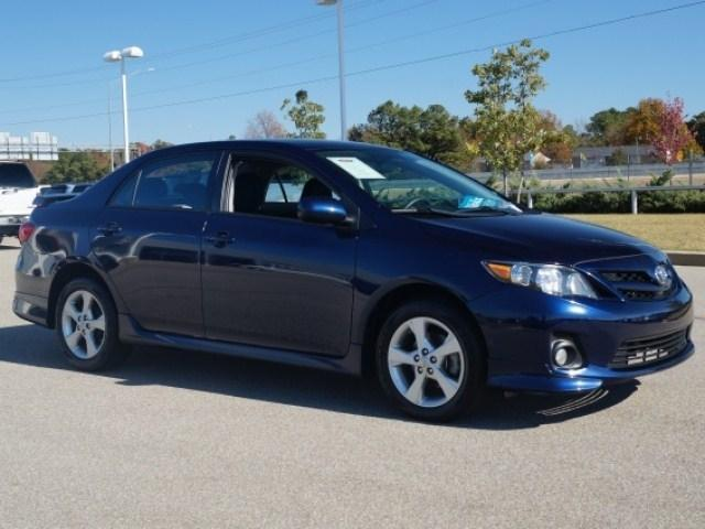 2013 Toyota Corolla Sedan for sale in Memphis for $15,991 with 27,263 miles.
