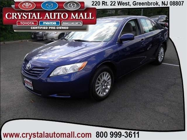 2009 Toyota Camry Sedan for sale in Green Brook for $13,999 with 77,309 miles.
