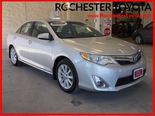 2012 Toyota Camry XLE Sedan for sale in Rochester for $21,750 with 17,028 miles