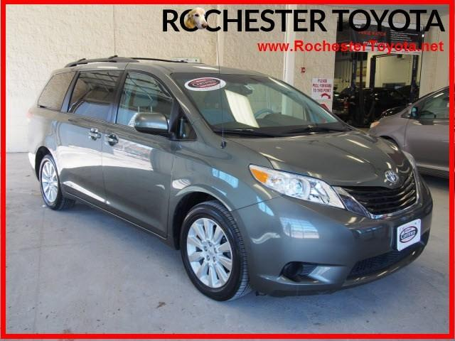 2013 Toyota Sienna Minivan for sale in Rochester for $26,955 with 28,257 miles