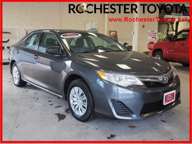 2012 Toyota Camry LE Sedan for sale in Rochester for $15,475 with 29,971 miles.