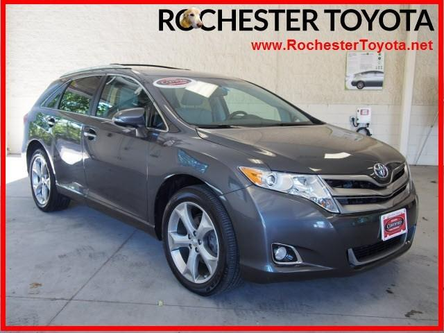 2013 Toyota Venza SUV for sale in Rochester for $26,925 with 25,604 miles.
