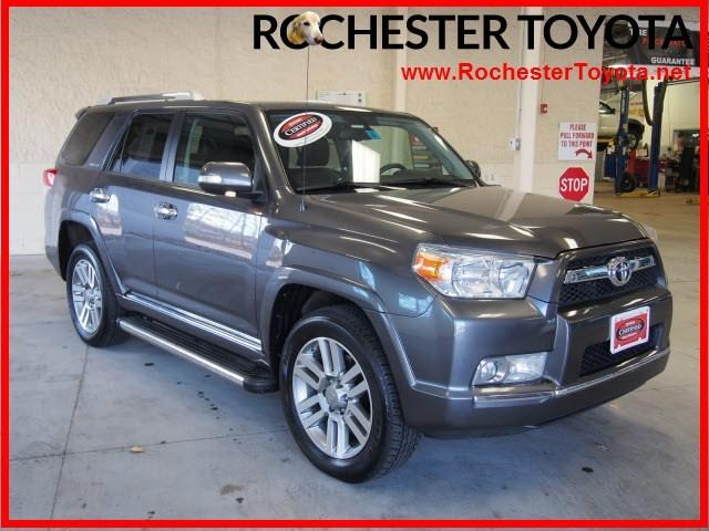 2012 Toyota 4Runner Limited SUV for sale in Rochester for $32,925 with 50,480 miles.