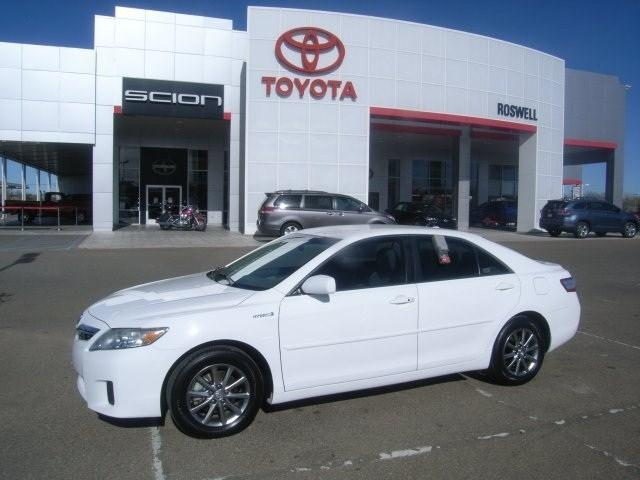 2011 Toyota Camry Hybrid Sedan for sale in Roswell for $15,965 with 70,297 miles.
