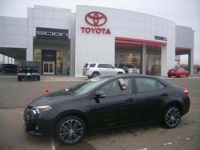 2014 Toyota Corolla S Plus Sedan for sale in Roswell for $19,500 with 10,526 miles.