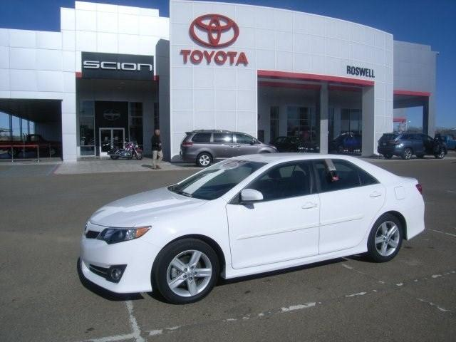 2012 Toyota Camry SE Sedan for sale in Roswell for $19,500 with 11,714 miles.