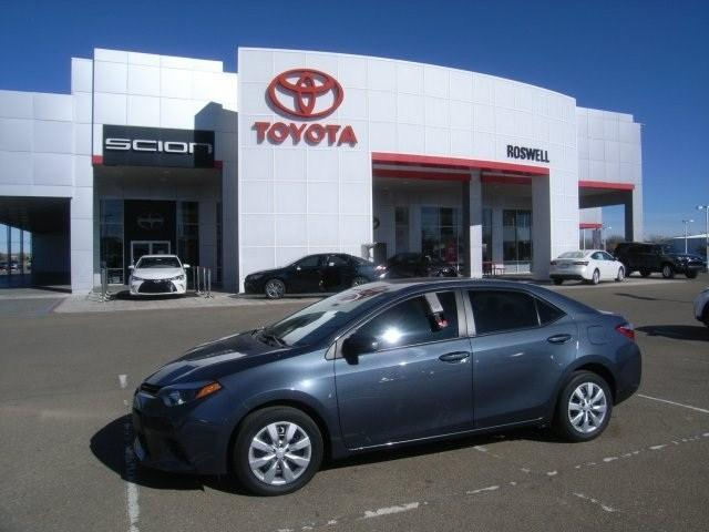 2014 Toyota Corolla Sedan for sale in Roswell for $18,500 with 8,827 miles.