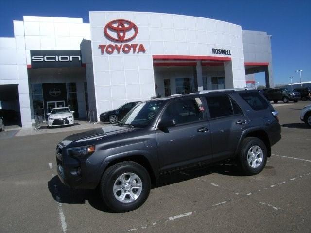 2014 Toyota 4Runner SUV for sale in Roswell for $33,275 with 3,273 miles.