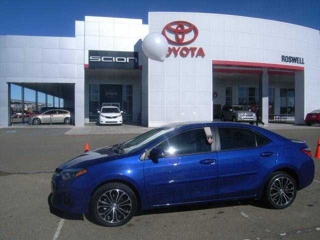 2014 Toyota Corolla S Plus Sedan for sale in Roswell for $19,985 with 5,020 miles.