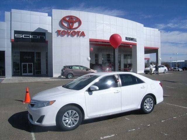 2012 Toyota Camry LE Sedan for sale in Roswell for $16,308 with 52,101 miles.