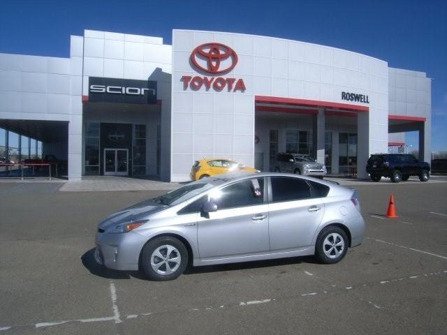 2014 Toyota Prius Hatchback for sale in Roswell for $22,950 with 23,030 miles.