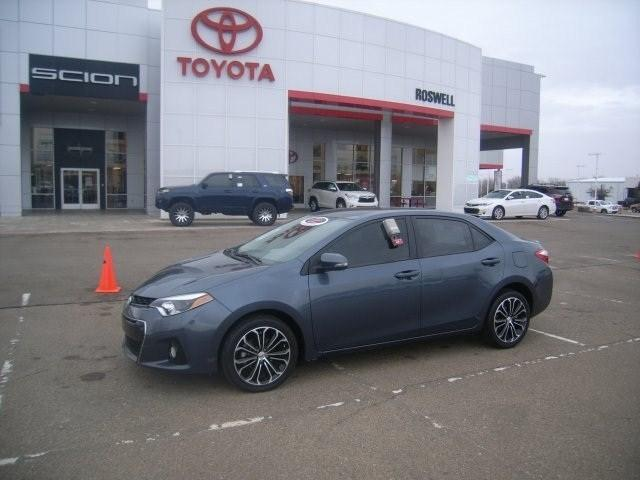 2014 Toyota Corolla S Plus Sedan for sale in Roswell for $20,475 with 10,187 miles