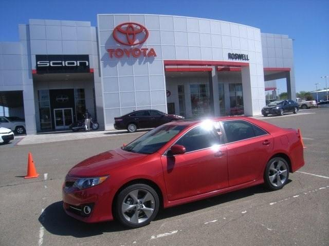 2012 Toyota Camry SE Limited Edition Sedan for sale in Roswell for $22,750 with 16,047 miles