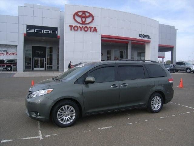 2013 Toyota Sienna Minivan for sale in Roswell for $30,309 with 52,215 miles