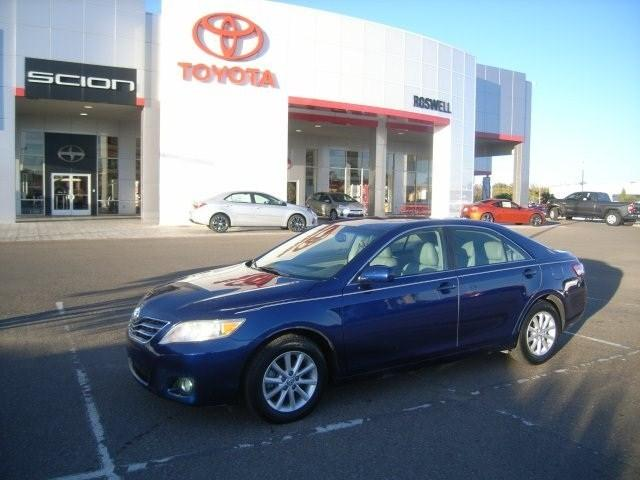 2010 Toyota Camry XLE Sedan for sale in Roswell for $16,500 with 47,807 miles.