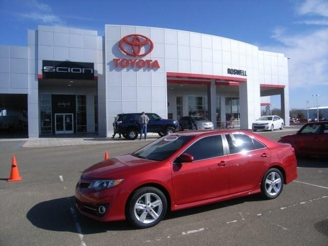 2012 Toyota Camry SE Sedan for sale in Roswell for $19,900 with 47,580 miles