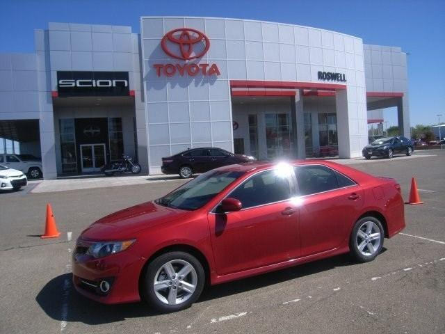 2014 Toyota Camry Sedan for sale in Roswell for $21,323 with 25,094 miles