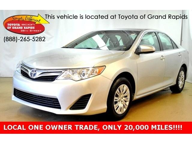 2012 Toyota Camry LE Sedan for sale in Grand Rapids for $23,830 with 20,339 miles.