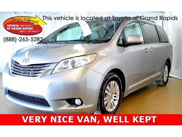 2011 Toyota Sienna Base Minivan for sale in Grand Rapids for $24,759 with 62,375 miles.