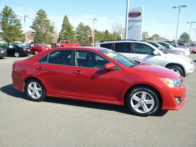 2013 Toyota Camry Sedan for sale in Kennewick for $16,985 with 36,680 miles