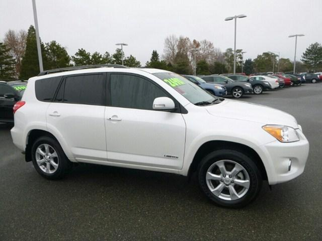 2012 Toyota RAV4 Limited SUV for sale in Kennewick for $25,983 with 42,761 miles.