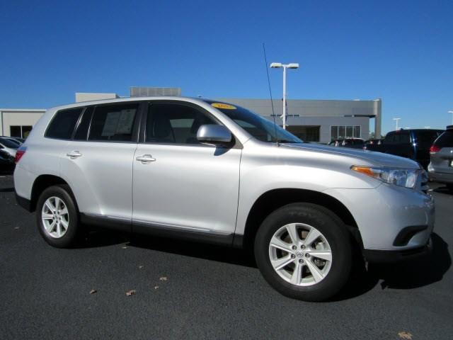 2012 Toyota Highlander Base SUV for sale in Macon for $22,977 with 33,367 miles.
