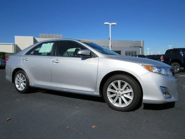 2012 Toyota Camry XLE Sedan for sale in Macon for $18,977 with 29,641 miles.
