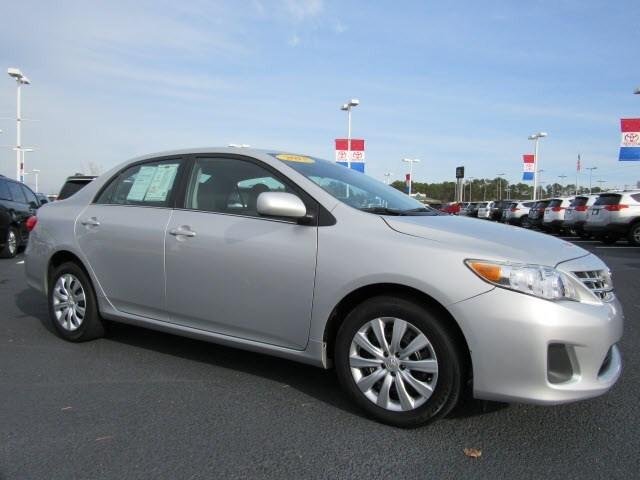 2013 Toyota Corolla LE Sedan for sale in Macon for $14,995 with 34,705 miles.