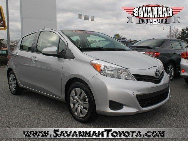 2013 Toyota Yaris Hatchback for sale in Savannah for $14,991 with 41,279 miles.