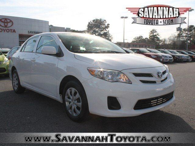 2013 Toyota Corolla Sedan for sale in Savannah for $16,991 with 31,034 miles