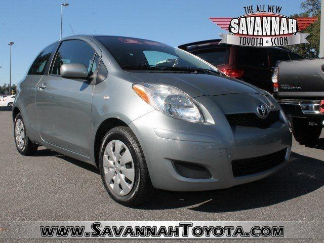 2011 Toyota Yaris Base Hatchback for sale in Savannah for $10,991 with 47,635 miles.