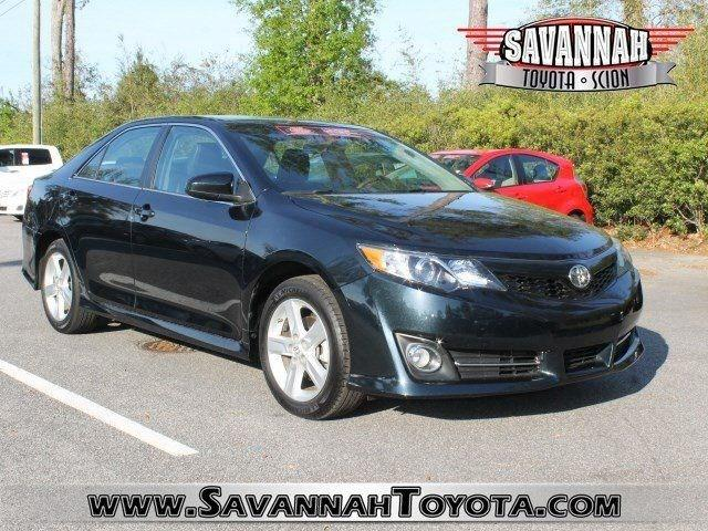 2014 Toyota Camry Sedan for sale in Savannah for $19,991 with 25,289 miles