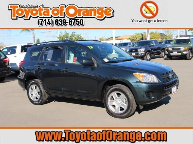 2010 Toyota RAV4 SUV for sale in Orange for $16,999 with 34,204 miles.