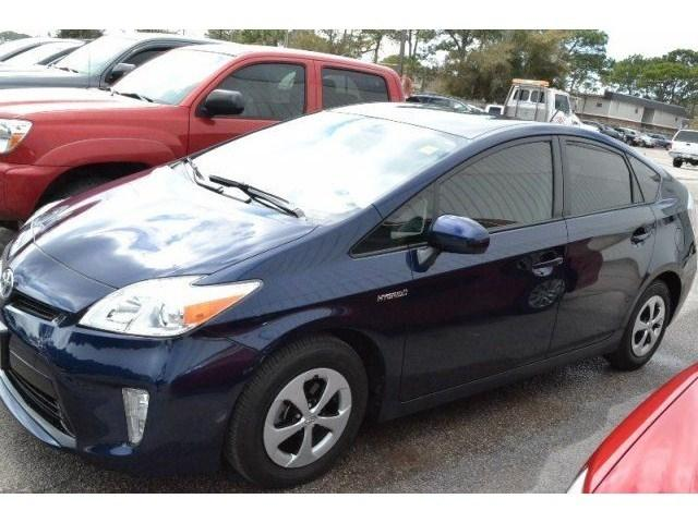 2013 Toyota Prius Hatchback for sale in Panama City for $23,900 with 10,497 miles