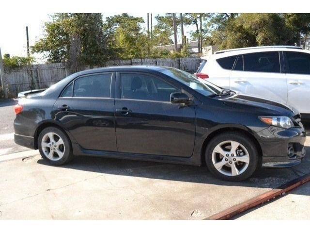 2011 Toyota Corolla S Sedan for sale in Panama City for $15,525 with 48,362 miles.