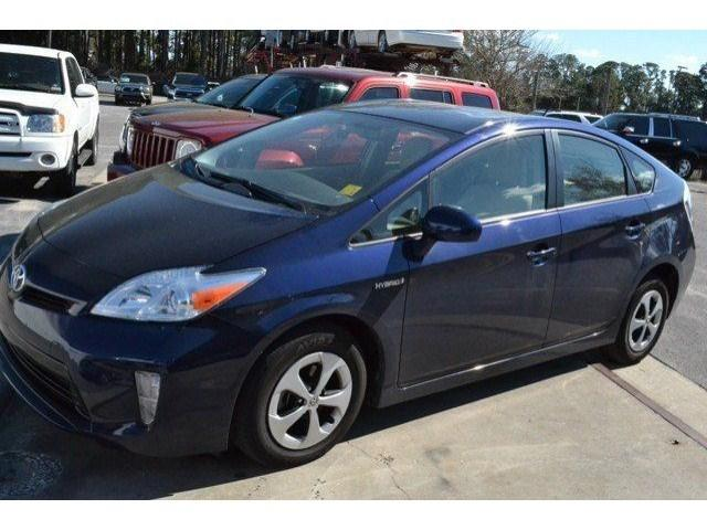 2013 Toyota Prius Hatchback for sale in Panama City for $18,997 with 32,378 miles