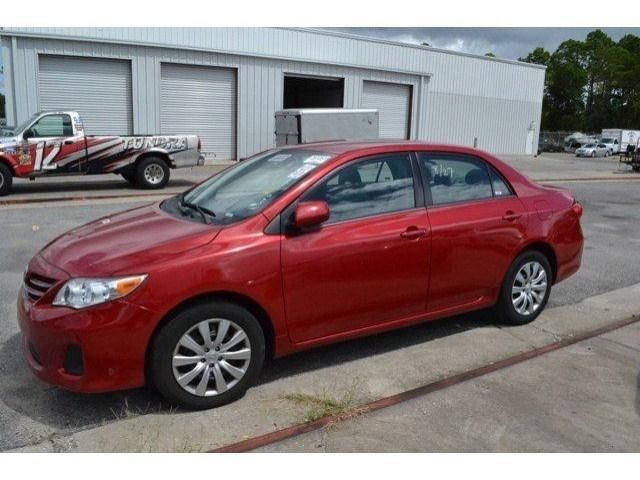 2013 Toyota Corolla LE Sedan for sale in Panama City for $13,887 with 45,487 miles.