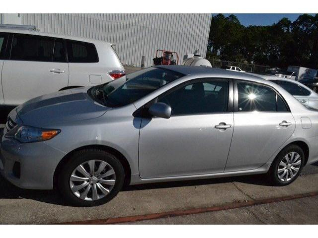 2013 Toyota Corolla LE Sedan for sale in Panama City for $13,353 with 41,231 miles.