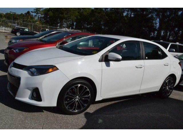 2014 Toyota Corolla S Plus Sedan for sale in Panama City for $17,023 with 38,289 miles.